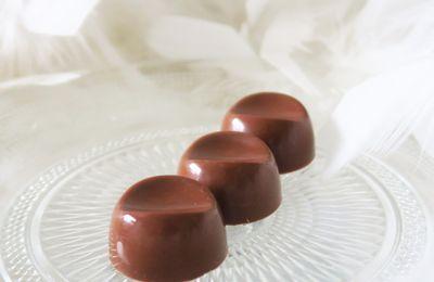Bonbons de chocolat cacahuète
