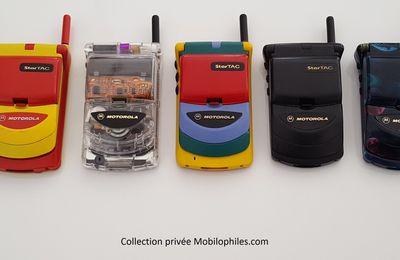 Motorola, le clap de fin ? Le Star-tac, modèle emblématique renait de ses cendres