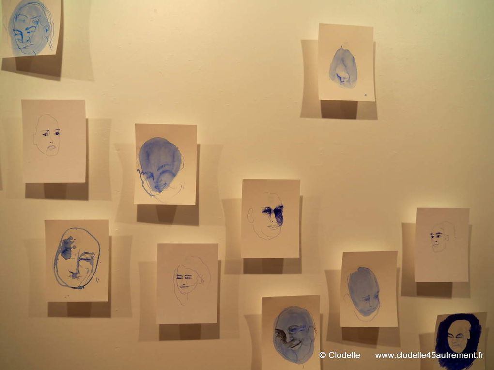 EXPOSITION DE DELPHINE LOISEAU :  Bel envol pour les RAMI#2 à la SCENE NATIONALE D'ORLEANS