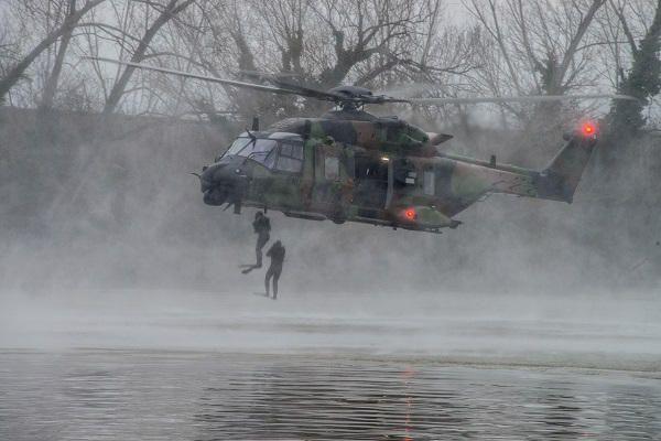 NH-90 TTH « Caïman » dédiés aux forces spéciales