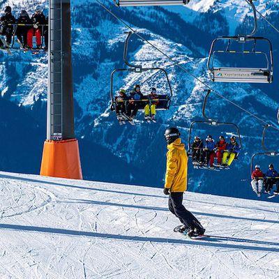Incroyable ! en Suisse, le coronavirus a déserté les stations de ski et les sommets enneigés