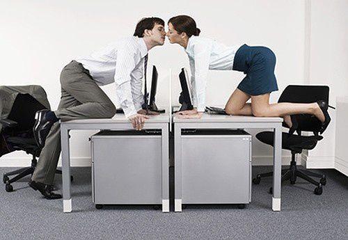 Sexy time du mercredi : spécial job
