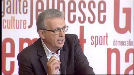 Discours de Pierre Laurent au monde politique, syndical, associatif (Fête de l'Humanité 2013)