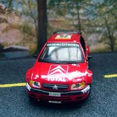 FASCICULE N°90 CITROEN SAXO KIT CAR 1999 RALLYE MONTE CARLO - PURAS / MARTI. - car-collector.net