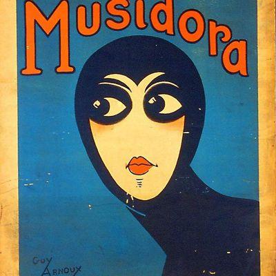 Musidora: la première muse du cinéma.