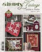 Simply Vintage - Quiltmania Editions