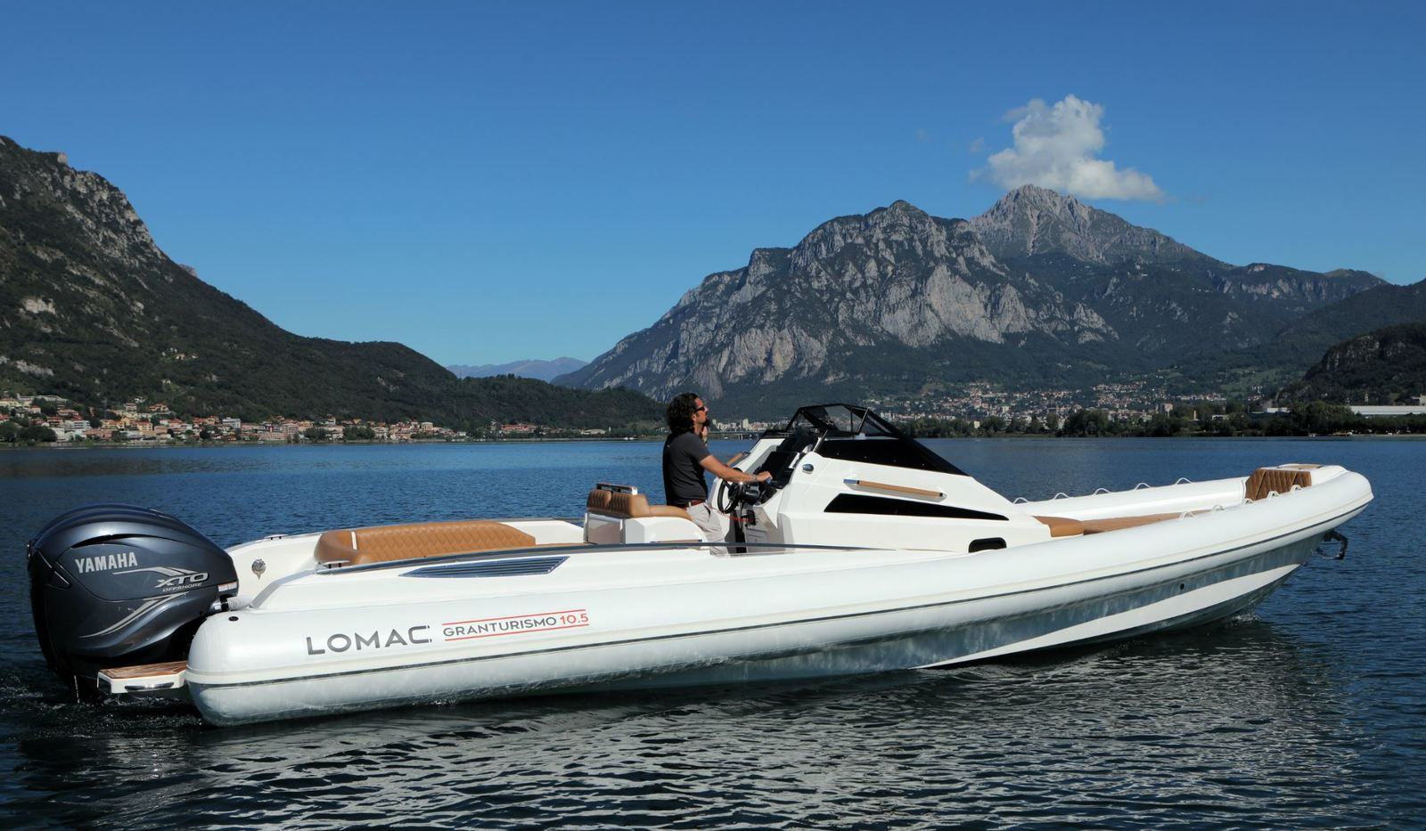 Lomac celebrates its 60th anniversary  at the Genoa Boat Show 2020 with two Limited Editions