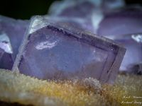 Fluorite from Leiyang Co., Hengyang Prefecture, Hunan Province, China (size: Museum)