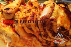Pizza * A * Effeuiller