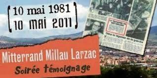 Le Larzac et Mitterrand