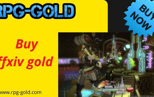 FFXIV GOLD - Buy and Sell Secure | RPG GOLD