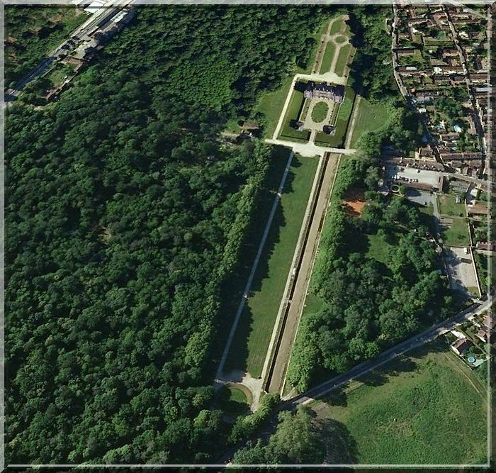 Diaporama château de BOURRON à Bourron-Marlotte