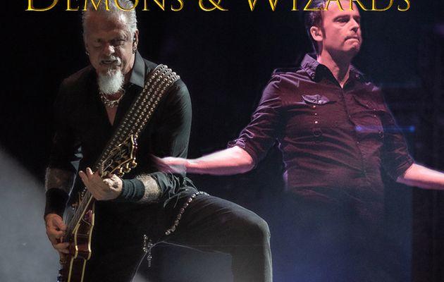 DEMONS & WIZARDS: L'album 'III' sortira en Février 2020...
