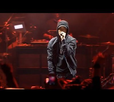 Eminem live 2014 at The Beats Music Event