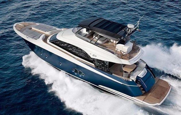 Monte Carlo Yachts unveils the new MCY 66
