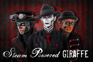 Steam Powered Giraffe - Harder Better Faster Stronger