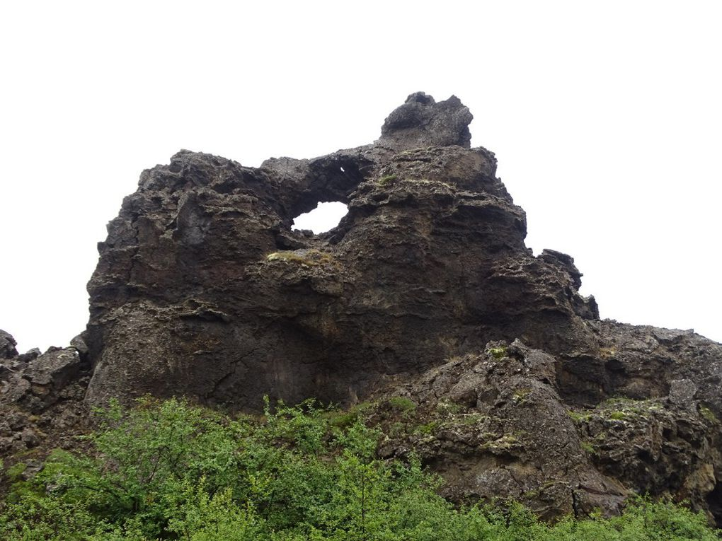 Islande 6... Pluie...