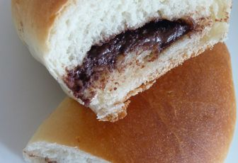 "BRIOCHES FACON ""PITCH"" AU NUTELLA"