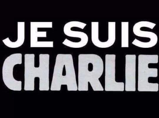 Nous sommes Charlie ....