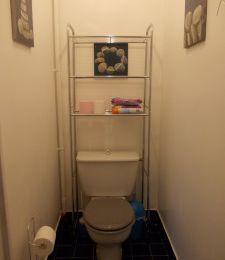 Début des travaux dans les WC