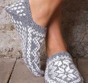 NORDIC STAR SLIPPERS