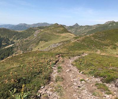 Tour des Monts du Cantal : août 2020