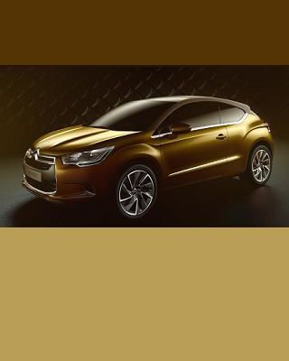 Pack n°14 - Citroën DS High Rider Concept