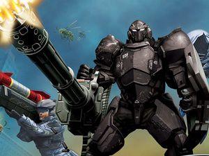 Jeux video: Test : Earth Defense Force 2025 sur xbox 360 17/20
