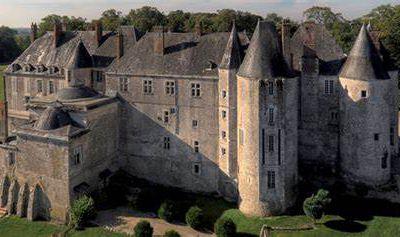 Sur la route des châteaux privés