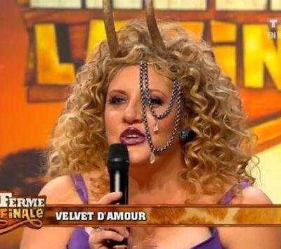 Velvet d'amour au prime de la finale (09 avril)