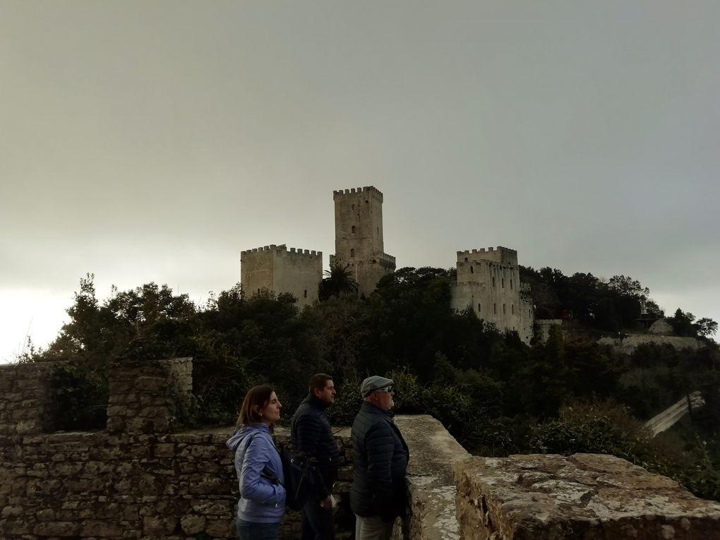 Il Castello di Venere a Erice