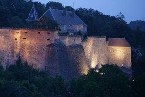 Mille feuilles historiques à la citadelle de Rodemack