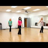 Southern Dreams - Line Dance (Dance & Teach in English & 中文)