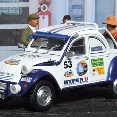 Miniature 2cv2mb