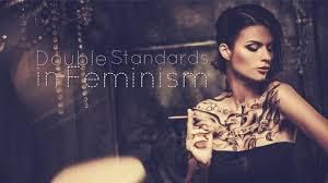 Double standard dans le féminisme