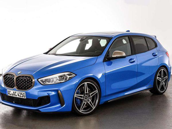 Automobile : La nouvelle BMW M 135i par AC Schnitzer vaut le détour