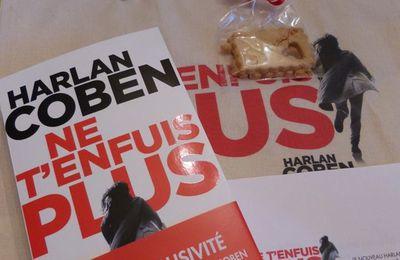 Ne t'enfuis plus d'Harlan Coben (France Loisirs)