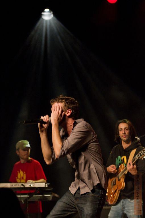 Bazil au reggae festival de Beynes 2012