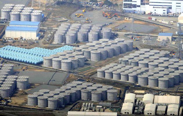 Fukushima: Tepco va déverser dans l'océan 770 000 tonnes d'eau radioactive