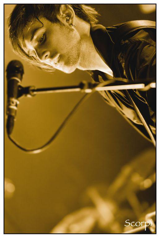 Diary of Dreams LIVE in concert, Dormund 2011, Germany
