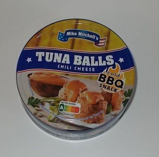 Penny Mike Mitchell's Tuna Balls Chili Cheese