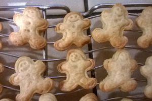 Schafskäse Kekse