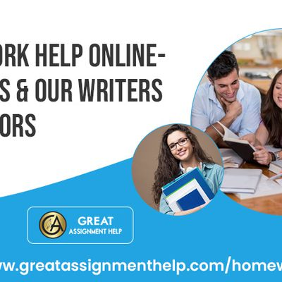Homework Help Online- About Us & Our Writers And Tutors