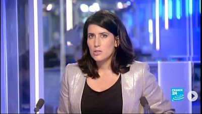2013 06 10 - LAURE MANENT - FRANCE 24 - LE JOURNAL @05H00