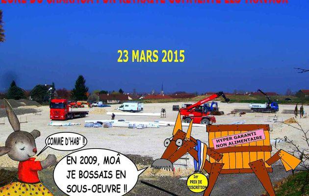 ENGINS D'HIER ET D'AUJOURD'HUI  - du 24 MARS 2015 (J+2288  après le vote négatif fondateur)