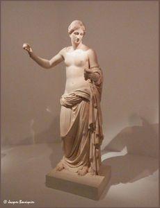 La Vénus d'Arles à Paris en son Grand Palais
