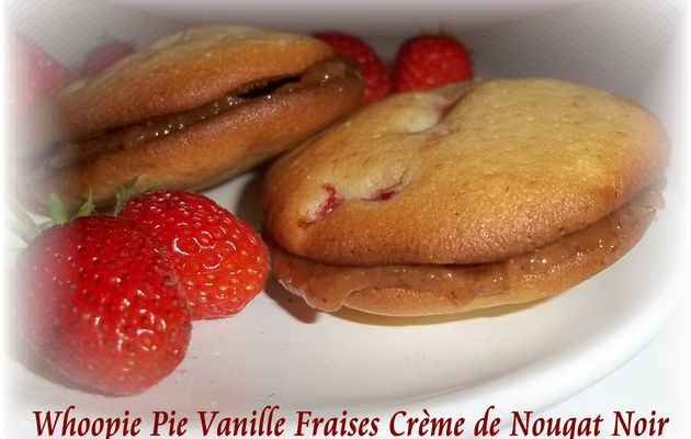 Whoopie pies day 5 les participations