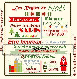 """SAL """"LES REGLES DE NOEL"""" 2020  - OBJECTIF 3"""