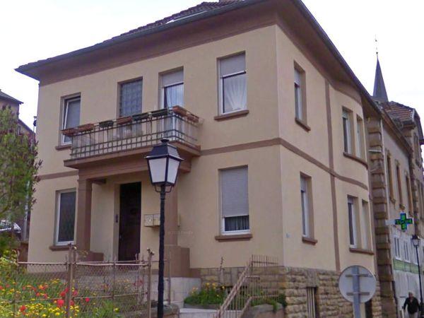 N° 80 rue Clemenceau à Algrange - Habitation