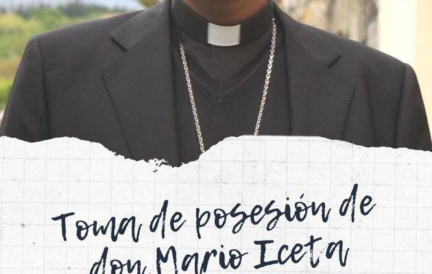 Toma de posesión de don Mario Iceta